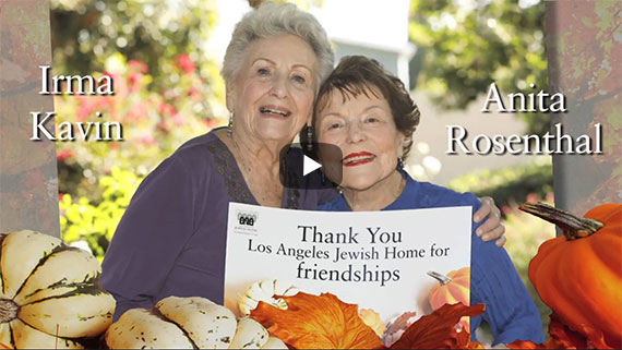 Our Residents Show Why the JEwish Home is So Special