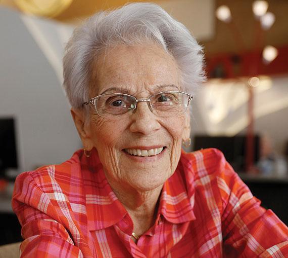 Meet Resident Bertha Bernstein