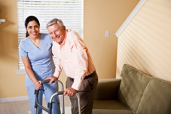 Study Reveals Tips for Using a Walker For Long-term Care Facility Residents