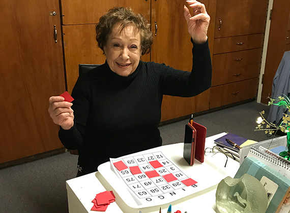 Serving the Needs of Our Residents, from Shabbat to Bingo